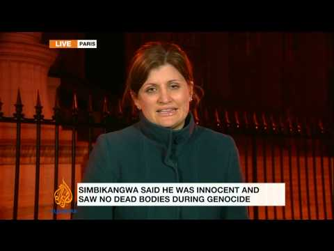Paris court sentences Rwanda genocide suspect