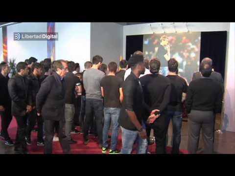 El Barça despide a Tito Vilanova