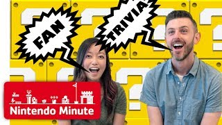 Know Yo' Nintendo Trivia Game - Nintendo Minute