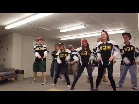 Boiler Gold Rush 2014 Common Bond Dance -