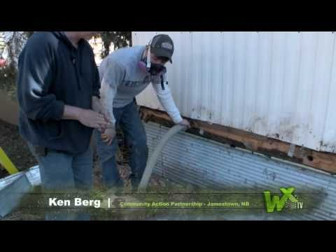 Mobile Home Series: Insulating the Belly