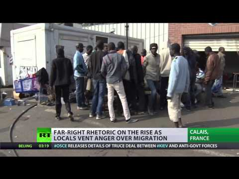 Calais Impasse: Tensions between France, UK rise amid migrant crisis