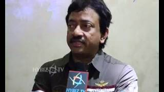Department - Ramgopal Varma - Film Director, Department Movie - hybiz.tv