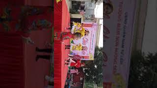 Xuân 2019 của các bé lớp C1 trường mầm non Hương Sen