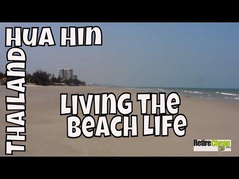 JC's Road Trip - Living the Beach Life -- Hua Hin, Thailand Part 1