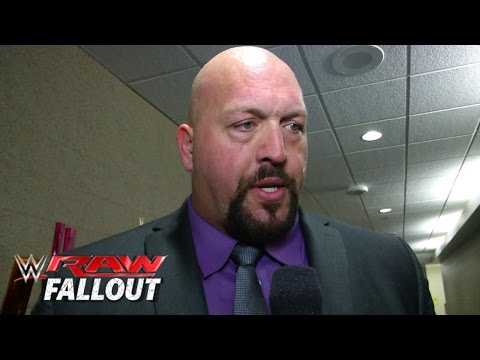 Big Show Sends a Message — Raw Fallout — November 24, 2014