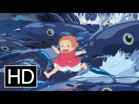 Watch  ponyo bande annonce Movie