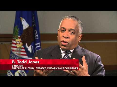ATF director Jones discusses ending urban violence