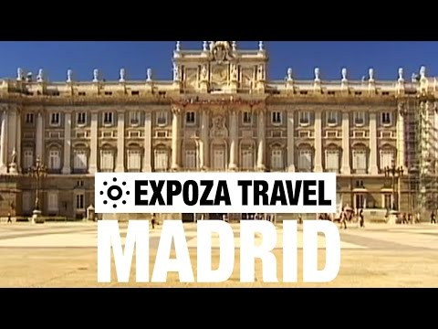 Madrid Travel Video Guide