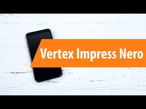 Распаковка Vertex Impress Nero / Unboxing Vertex Impress Nero