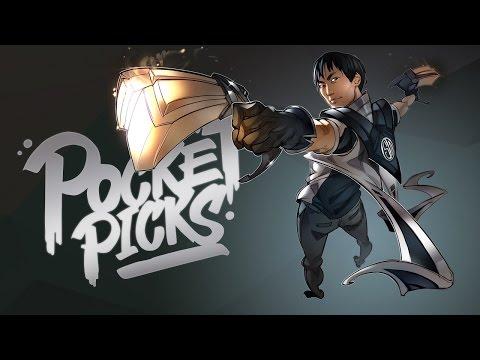 Pocket Picks: Doublelift's Lucian