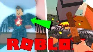 IK HEB HEM GESLAGEN MET EEN HAMER !! 😱 | Roblox Flee The Facility w/ Aziz