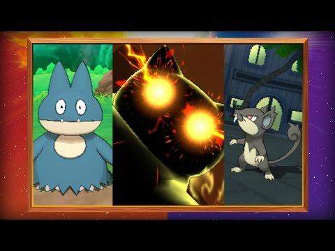 Get a Special Munchlax for Pokémon Sun and Pokémon Moon!