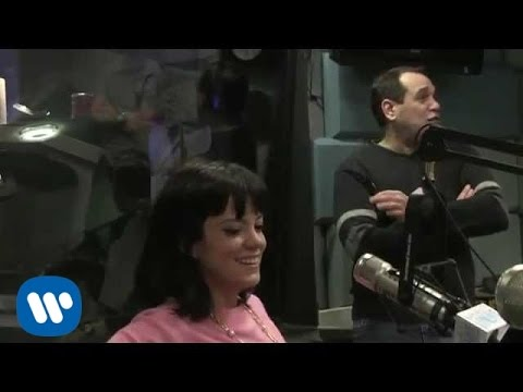 Lily Allen - New York City Part 1 (Behind The Scenes)