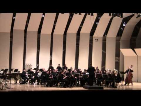 NASSAU SUFFOLK ALUMNI BAND @ CW POST TILLES CENTER 2 1 2013 ARMENIAN DANCES PART 1  1 OF 3