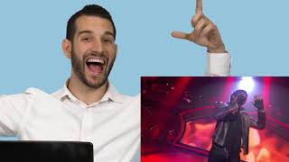 VOCAL COACH reacts to ADAM LAMBERT's best live vocals