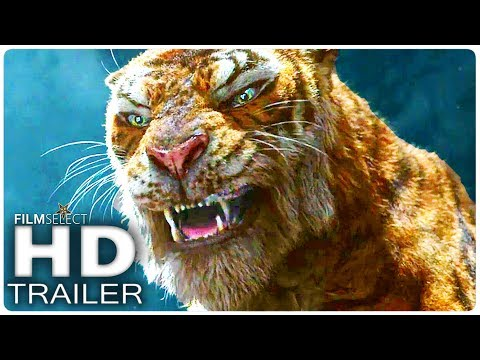 MOWGLI Trailer (2018)