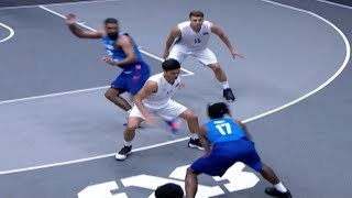 Highlights: Philippines vs Thailand | 3X3 Basketball M Prelim Round | 2019 SEA Games