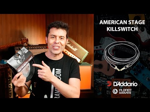 ¿Es importante el cable?¿Aguantará si le doy con un martillo? Review:  American Stage Cable