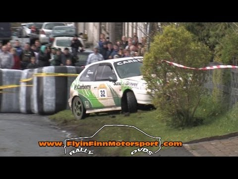 Carlow Stages Rally 2013 (FlyinFinnMotorsport.com) best of action