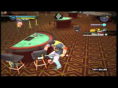dead rising 2 taming snow flake
