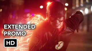 "The Flash 3x14 Extended Promo ""Attack on Central City"" (HD) Season 3 Episode 14 Extended Promo"