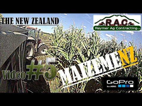 MAIZEMENZ #5 Carting on Peat Waikato NZ GoPro