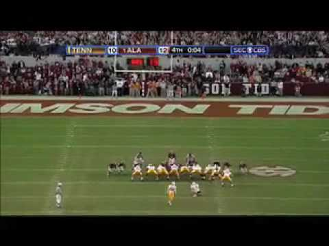 Alabama Crimson Tide 2009: A Season To Remember Video