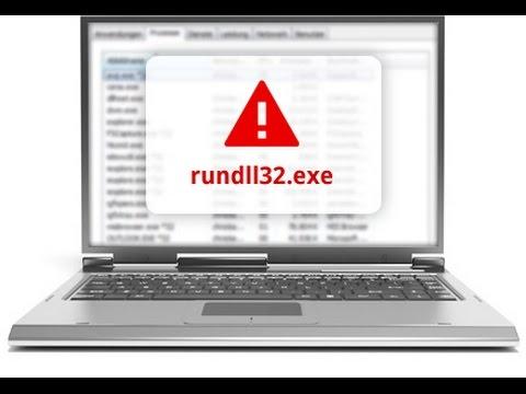 How To Fix The Rundll32.exe Error
