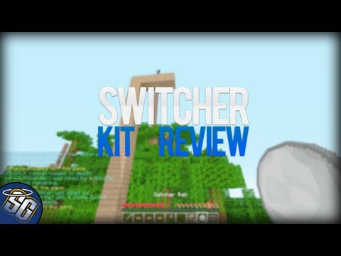 MCPVP.com | Review #42 SWITCHER Kit Review | Minecraft Hardcore Games