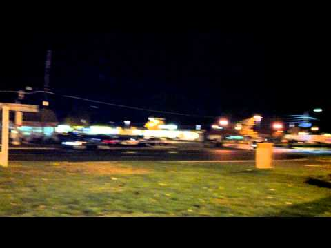 Motorola DROID RAZR Sample Video - Night