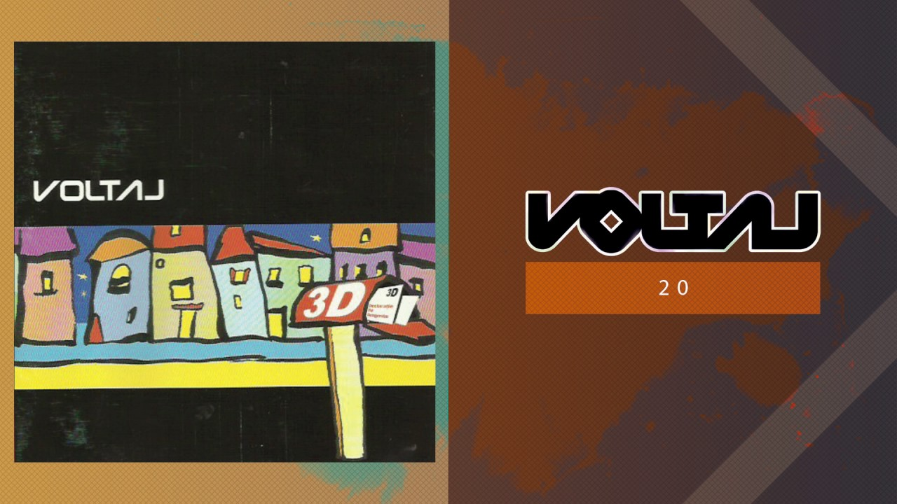 Voltaj - 20 (Official Audio)