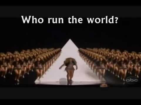 Beyonce - Run the World - Subliminal Analysis Exposed