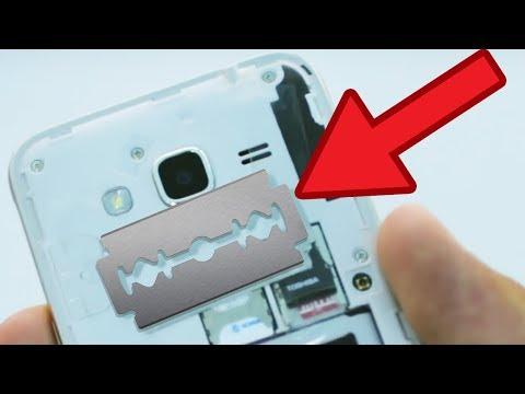 Telefonun İçine Metal Koyunca İnternet Daha Hızlı Olur mu? (Webtekno Test Merkezi)