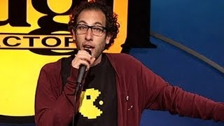 Ari Shaffir - Racist in the Elevator (Stand Up Comedy)