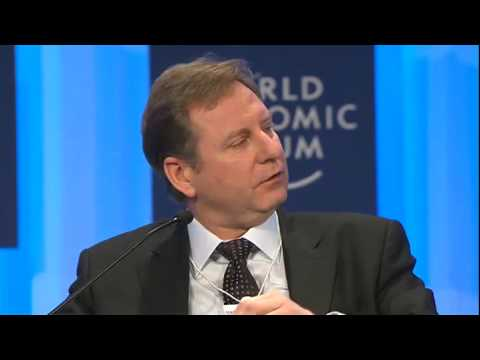 Davos Annual Meeting 2010 - Rethinking Values in the Post-Crisis World