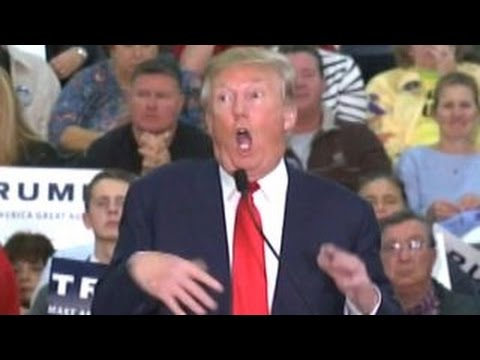 Did Trump really mock reporter's disability?