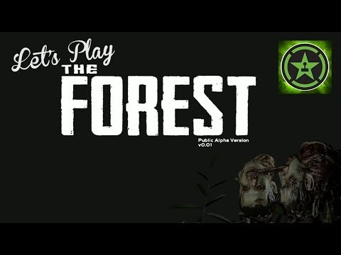 Lets Play The Forest