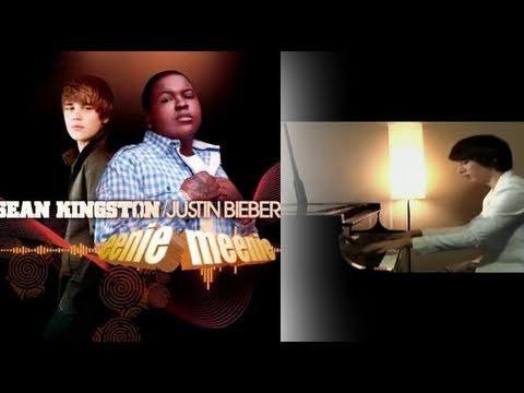 Eenie Meenie - Justin Bieber & Sean Kingston (music Video) - Yoonha Hwang Piano Cover Lyrics video
