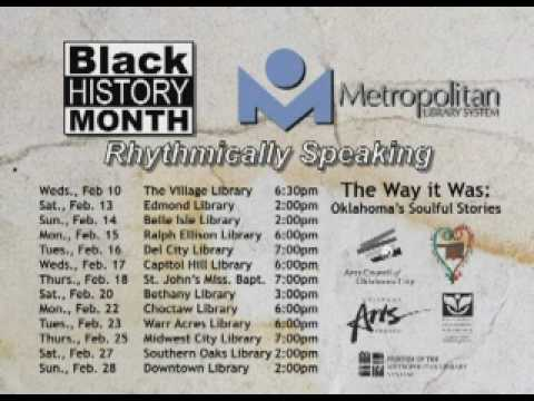 2010 Metropolitan Library System Program: The Way it Was