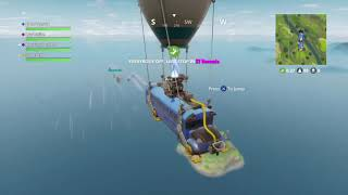 PLAYING WITH THE WORST KID EVER! Fortnite Trolling Squeaker Funny Moments Seaso