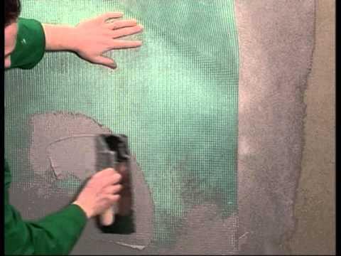 Come applicare rasante cementizio