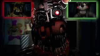 (Collab) FNaF 6 Has A Sparta Venom AB75E Remix