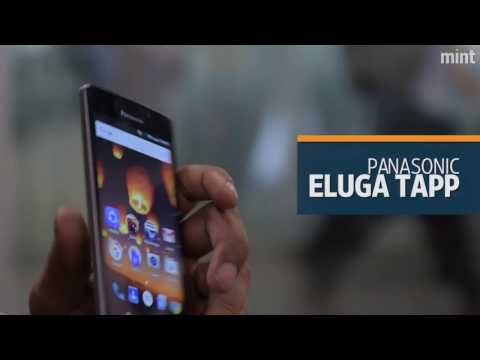 Panasonic Eluga Tapp | Key features