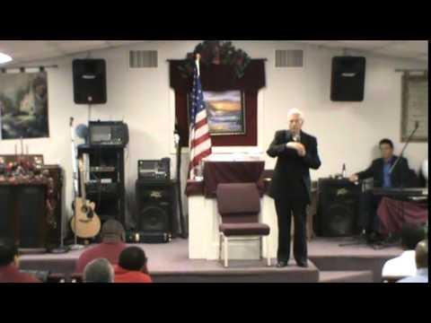 Bro David Terrell 1-8-15 PM Preaching Mobile AL Preaching