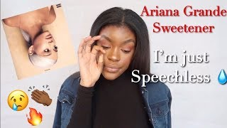 Listening Party: SWEETENER (full album) Reaction