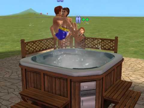sims 3 how to get naked