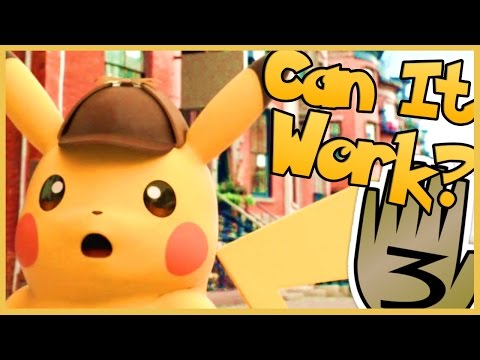 Pokemon: Thoughts on the Detective Pikachu Movie