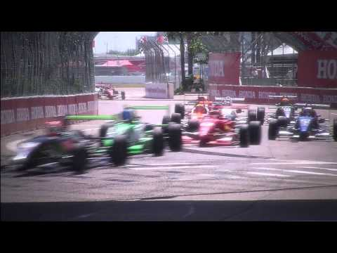USF2000 2012 Season Highlights.mov