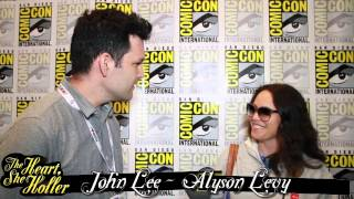 The Heart, She Holler interview - John Lee & Alyson Levy - Creators